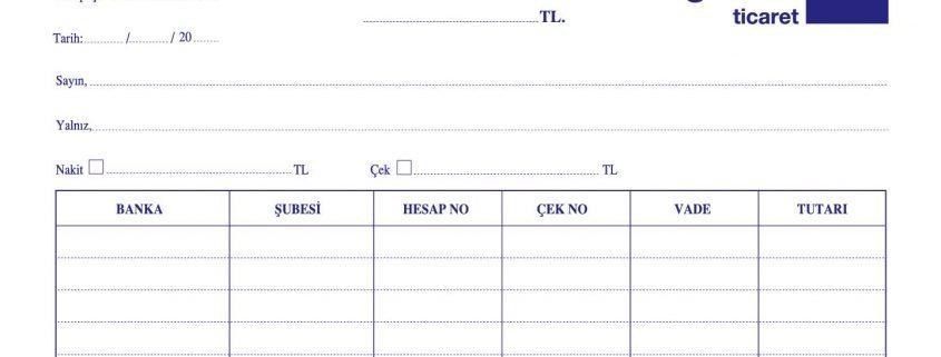 tahsilat makbuzu 3 845x321 - Levent Anlaşmalı Matbaa