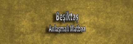 besiktas anlasmali matbaa - Beşiktaş Anlaşmalı Matbaa